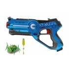 JAMARA Impulse Laser Gun Bug Hunt, LED, με υπέρυθρες, μπλε- JAMARA