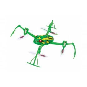 JAMARA Drone Loony Frog 3D, Flyback, 6 Axis, 360 flips, turbo, LED- JAMARA