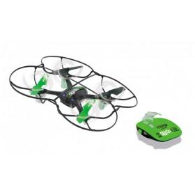 JAMARA Drone MotionFly, G-Sensor, 6 Axis, 360 flips, turbo, LED, μαύρο- JAMARA