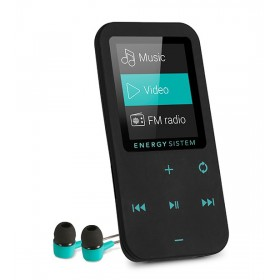 ENERGY SISTEM MP4 Player Touch, Bluetooth, με μικρόφωνο, LCD, mint- ENERGY SISTEM