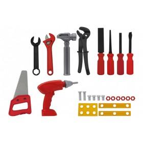 JAMARA παιδικό σετ εργαλείων, 25 εργαλεία- JAMARA