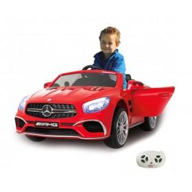 JAMARA Τηλεκατευθυνόμενο Ride on Αυτοκίνητο Mercedes SL65, 1:4, κόκκινο- JAMARA