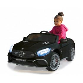 JAMARA Τηλεκατευθυνόμενο Ride on Αυτοκίνητο Mercedes SL65, 1:4, μαύρο- JAMARA