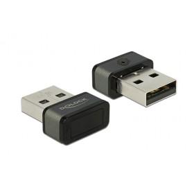 DELOCK USB Type-A Fingerprint Scanner για Windows 10 Hello- DELOCK