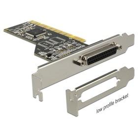 DELOCK Κάρτα Επέκτασης PCI σε Παράλληλη θύρα DB25 Female- DELOCK