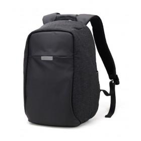 ARCTIC HUNTER τσάντα πλάτης 9912-BK, laptop, USB, αδιάβροχη, μαύρη- ARCTIC HUNTER