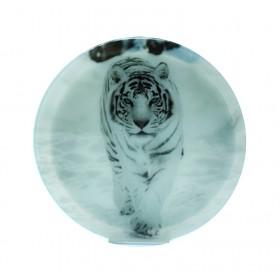 Sticky Pad για smartphone, πολλαπλών χρήσεων, White tiger- BULK