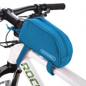 ROSWHEEL Τσάντα ποδηλάτου με ιμάντες πρόσδεσης, Blue- ROSWHEEL