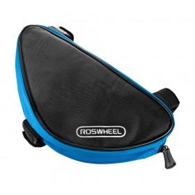 ROSWEEL Τσάντα για σκελετό ποδηλάτου, Black/Blue- ROSWHEEL