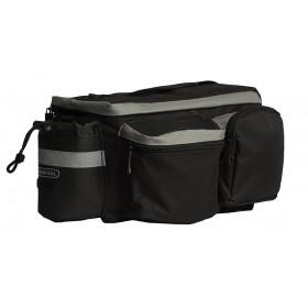 ROSWEEL Τσάντα ποδηλάτου για rack, Multifunctional, 6L, Black- ROSWHEEL