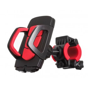 Βάση ποδηλάτου για Smartphone Handlebar με 360° περιστροφή, Black- BULK