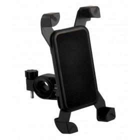 Βάση κινητού MoboRide 1 για ποδήλατο 9 - 18cm, μαύρη- BULK
