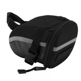 ROSWHEEL Τσάντα σέλας ποδηλάτου, Black- BULK