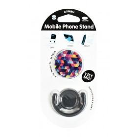 Pop mobile stand & holder με βάση αυτοκινήτου, Colors- UNBRANDED