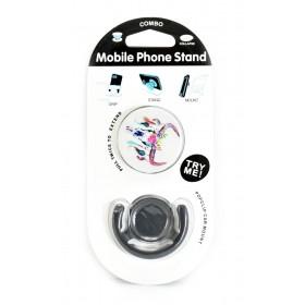 Pop mobile stand & holder με βάση αυτοκινήτου, animal- UNBRANDED