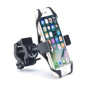 Βάση ποδηλάτου για Smartphone Blackcat ACC-229 με 360° περιστροφή, μαύρο- UNBRANDED