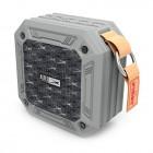 ALTEC LANSING φορητό ηχείο Wild, αδιάβροχο IP67/αντικραδασμικό, BT, γκρι- ALTEC