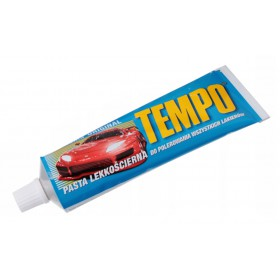 TEMPO αλοιφή καθαρισμού & κερώματος αυτοκινήτου E0241, 120γρ- AMIO