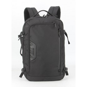 ARCTIC HUNTER τσάντα πλάτης B-00187-BK, laptop, αδιάβροχη, μαύρη- ARCTIC HUNTER
