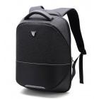 ARCTIC HUNTER τσάντα πλάτης B00216-BK, laptop, USB, αδιάβροχη, μαύρη- ARCTIC HUNTER