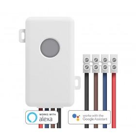 BROADLINK Έξυπνος Διακόπτης Wi-Fi BL-SC1, remote, λευκός- BROADLINK