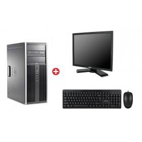 Bundle HP PC 8200 CMT, DELL οθόνη P190ST, POWERTECH set PT-678- UNBRANDED