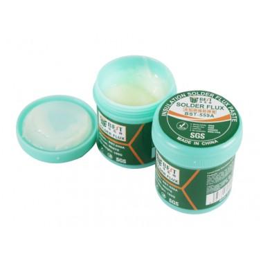 BEST Flux Solder paste συγκόλλησης BST-559A-100, lead free, 100gr- BEST