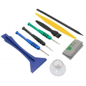 BEST Repair Tool Kit BST-606, 9 τεμ.- BEST