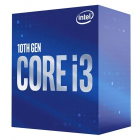 INTEL CPU Core i3-10300, Quad Core, 3.70GHz, 8MB Cache, LGA1200- INTEL