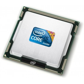 INTEL used CPU Core i5-520M, 2.40 GHz, 3M Cache, FCLGA1156 (Notebook)- INTEL