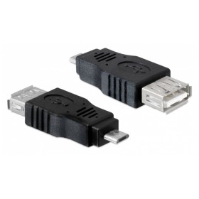 Power Tech ADAPTER USB 2,0V (F) σε Micro B(M)- POWERTECH