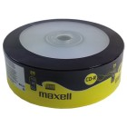 MAXELL CD-R 80min 700mb 52x 25 Spindle- MAXELL - CD0091