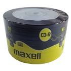 Maxell D-R 80min 700mb 52x 50 Spindle CARRY PACK- MAXELL - CD0095