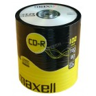 MAXELL CD-R 80min 700mb 52x 100 Spindle- MAXELL - CD0099