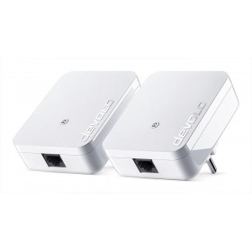 DEVOLO Powerline dLan 1000 mini 08153 Starter KIT, 2x adapters, 1000Mbps- DEVOLO