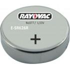 RAYOVAC Μπα.λιθίου για ρολ. 1,55V No377 10τεμ.- RAYOVAC - E-SR626R