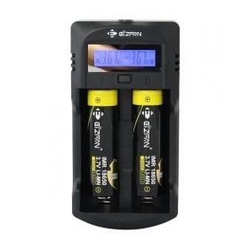 EFAN Φορτιστής μπαταριών, 2 Way, LCD- EFAN