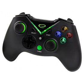 ESPERANZA gamepad GX660, με vibration, PC, PS3, Xbox One, Android- ESPERANZA