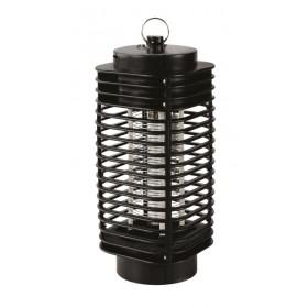 ESPERANZA Εντομοπαγίδα με Λάμπα UV-A Eliminator EHQ002, 2W, 600V, μαύρο- ESPERANZA