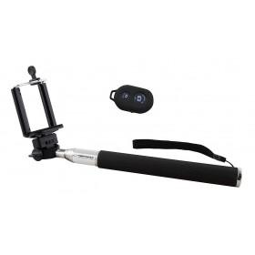 ESPERANZA Bluetooth Selfie stick EMM117, για smartphone/κάμερα, 20-100cm- ESPERANZA