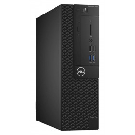 DELL PC 3050 SFF i5-7500, 8GB, 128GB SSD, DVD-RW Win 10 Pro, FR- DELL