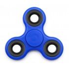 Fidget Spinner FS-006, Plastic, 3 leaves, Blue, 1 minute- BULK