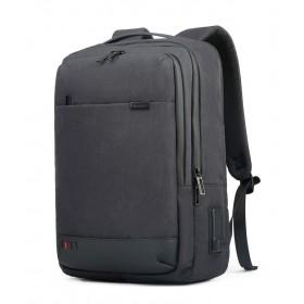 ARCTIC HUNTER τσάντα πλάτης GB00328 με θήκη laptop 15.6