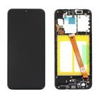 SAMSUNG Original LCD Touch Screen GH82-20229A, A20e 2019 A202, μαύρη- SAMSUNG