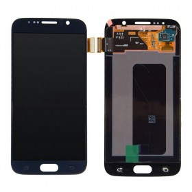 SAMSUNG LCD Screen για Galaxy S6 SM-G920F, Black- SAMSUNG