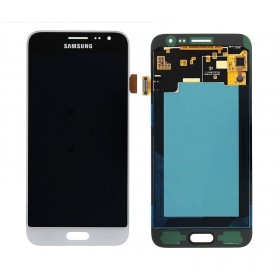 SAMSUNG Original LCD & Touch Panel για Galaxy J3 2016 SM-J320F, White- SAMSUNG