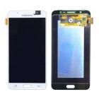 SAMSUNG Original LCD & Touch Panel για Galaxy J7 2016 J710F, White- SAMSUNG