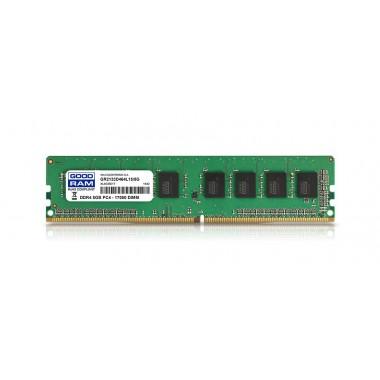 GOODRAM Μνήμη DDR4 Dimm, 4GB, 2133MHz, PC4-17000- GOODRAM