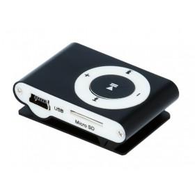 SETTY MP3 Player, Earphones, Black- SETTY