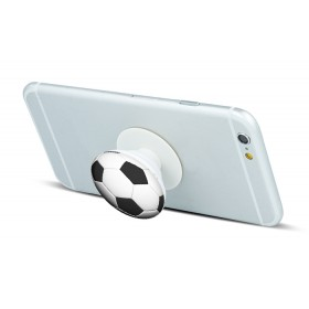 GREENGO Pop mobile stand & holder Mandala, Soccer ball- GREENGO